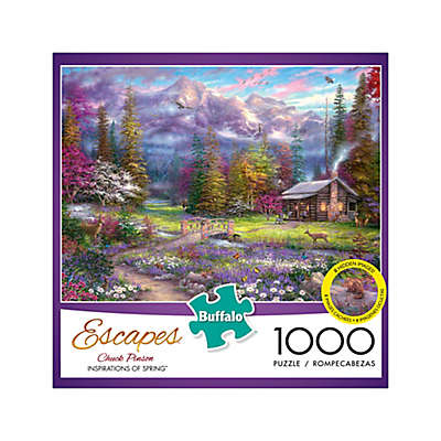 Buffalo Games™ 1000-Piece Chuck Pinson Escapes Inspirations of Spring Puzzle
