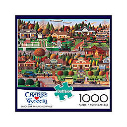 Buffalo Games™ 1000-Piece Charles Wysocki Labor Day in Bungalowville Puzzle