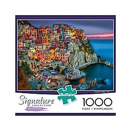 Buffalo Games™ 1000-Piece Signature Cinque Terre Italy Puzzle