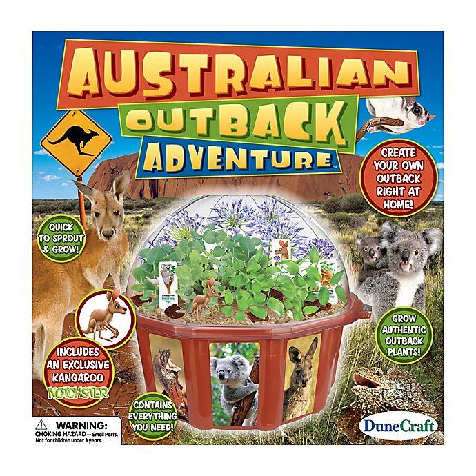 Alternate image 1 for DuneCraft Australian Outback Adventure Dome Terrarium