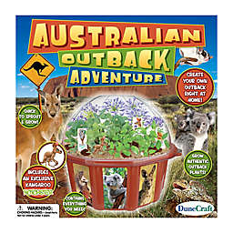DuneCraft Australian Outback Adventure Dome Terrarium