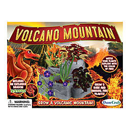 DuneCraft  Volcano Mountain Terrarium