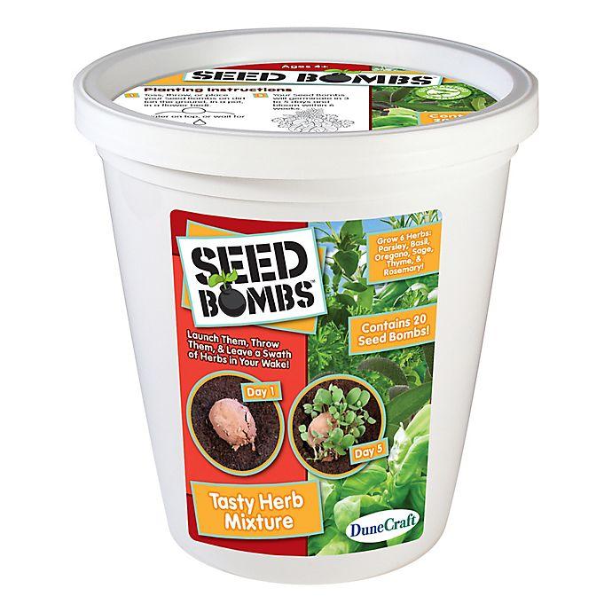 Alternate image 1 for DuneCraft Tasty Herb Mixture Seed Bomb Bucket