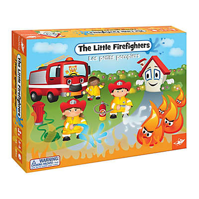 "FoxMind Games ""The Little Firefighters"" Board Game"