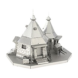 Fascinations Harry Potter Rubeus Hagrid Metal Earth 3D Metal Model Kit