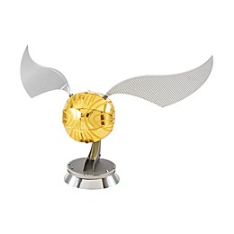 Fascinations Harry Potter Snitch Metal Earth 3D Metal Model Kit