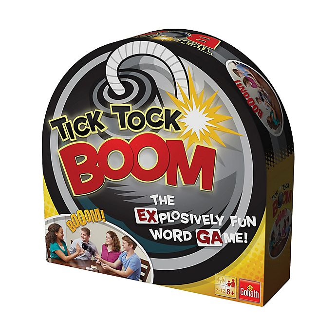 goliath tick tock boom game bed bath and beyond canada