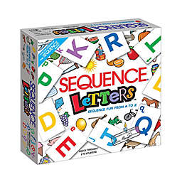 Jax Ltd. Sequence® Letters™ Board Game