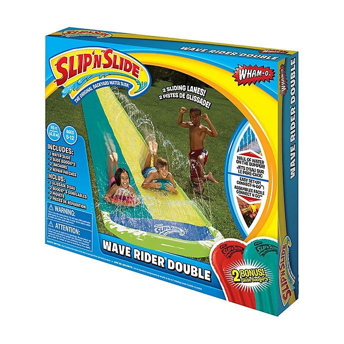 Alternate image 1 for Whamo-O® Slip 'N Slide® Double Wave Rider®