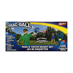 Whamo-O® Toss N' Catch Racket Set