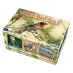 Outset Media® What Bird Am I? The Bird Identification Game