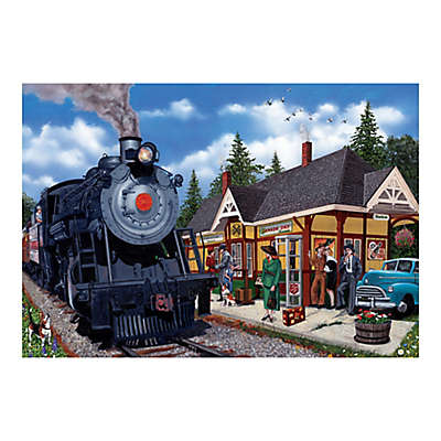 Cobble Hill Kirkland Lake Station 2000-Piece Jigsaw Puzzle