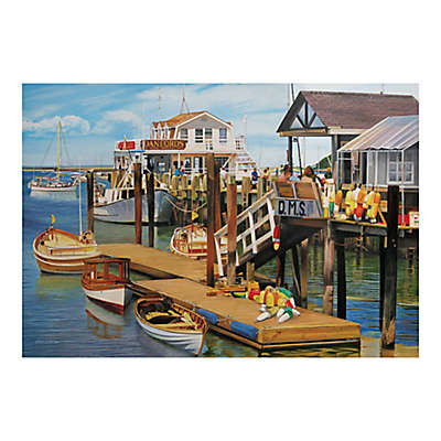 Cobble Hill Summer Pier 2000-Piece Jigsaw Puzzle