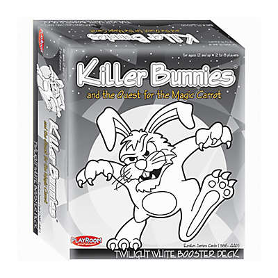 Playroom Entertainment Killer Bunnies and the Quest for the Magic Carrot Twilight Booster Deck