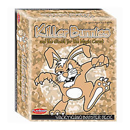 Playroom Entertainment Killer Bunnies and the Quest for the Magic Carrot: Officer Rank Deck in Tan