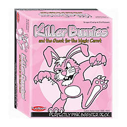 Playroom Entertainment Killer Bunnies and the Quest for the Magic Carrot: Booster Deck  in Pink