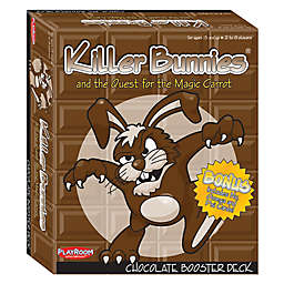 Playroom Entertainment Killer Bunnies and the Quest for the Magic Carrot: Booster Deck in Brown