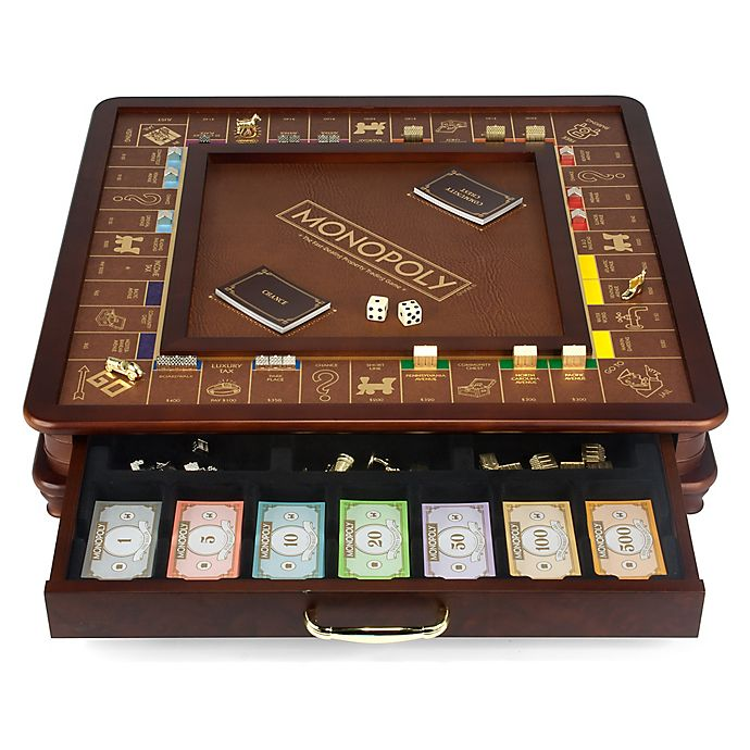 Alternate image 1 for Monopoly Luxury Edition