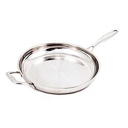 Swiss Diamond® Premium Clad Stainless Steel Fry Pan
