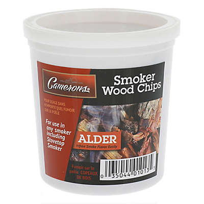 Camerons Superfine Alder 1 Pint Indoor Smoking Chips
