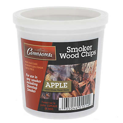 Camerons Superfine Apple 1 Pint Indoor Smoking Chips