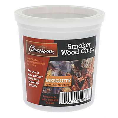 Camerons Superfine Mesquite 1 Pint Indoor Smoking Chips