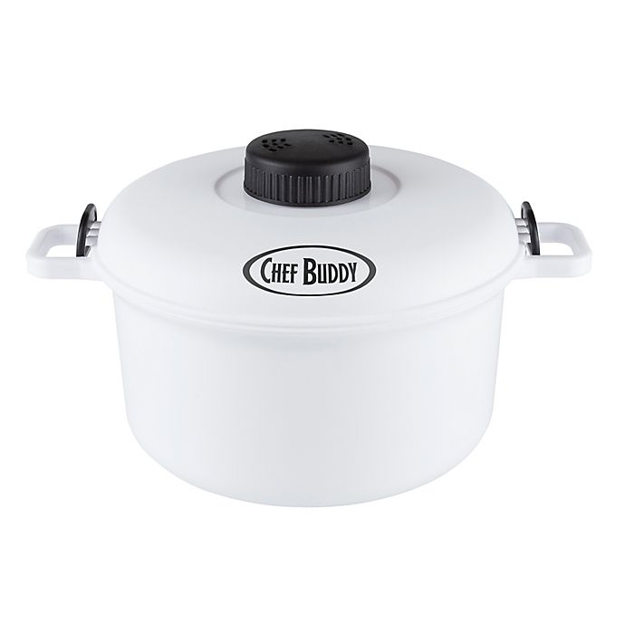 Alternate image 1 for Chef Buddy Kitchen Microwave Pressure Cooker