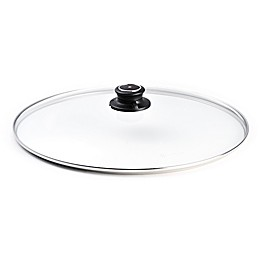 Swiss Diamond® 14-Inch Tempered Glass Lid with Vented Steam Knob