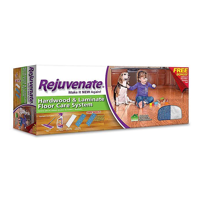Rejuvenate 5 Piece Hardwood And Laminate Floor Care Kit Bed Bath