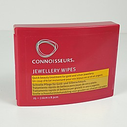 Connoisseurs® Jewelry Wipes