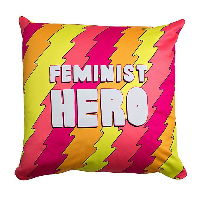 Alternate image 1 for Broad City Square Throw Pillow Collection