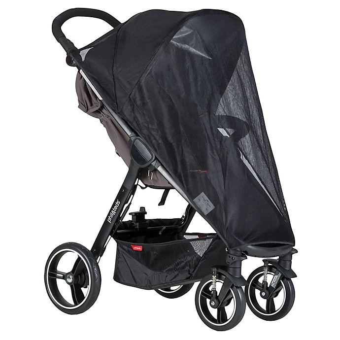Alternate image 1 for phil&teds® Smart Stroller V3 Sun Cover