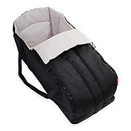 phil&teds® Cocoon Carrycot in Black