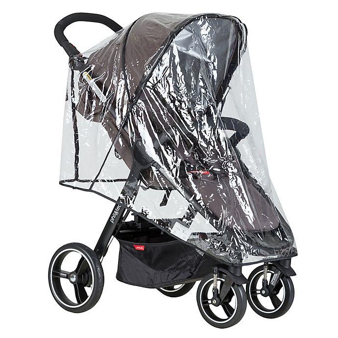 Alternate image 1 for phil&teds® Smart Stroller V3 Storm Cover