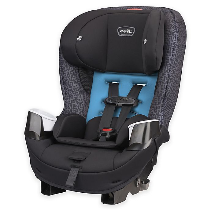 Alternate image 1 for Evenflo® Stratos Convertible Car Seat