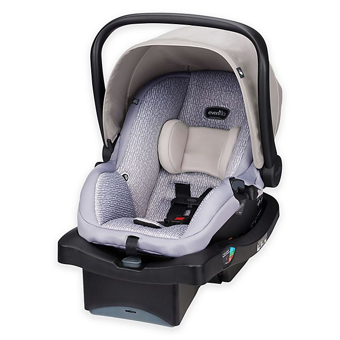 Alternate image 1 for Evenflo® LiteMax™ 35 Infant Car Seat in River Stone