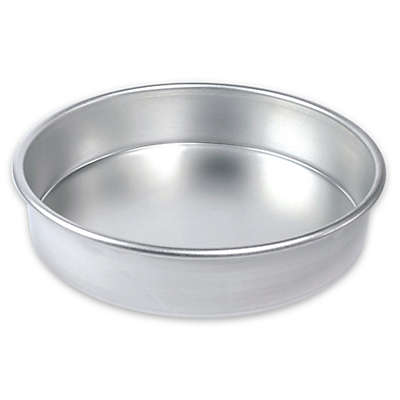 Bare Aluminum Bakeware by USA Pan 9-Inch Round Cake Pan