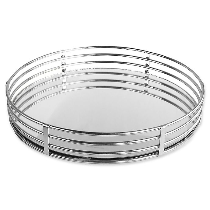 Alternate image 1 for Charge It By Jay 15-Inch Circle Tray