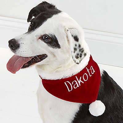 Santa Paws Dog Bandana
