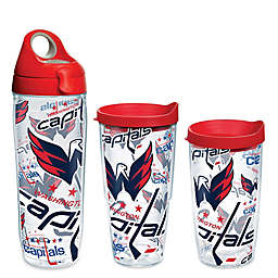 Tervis® NHL Washington Capitals Allover Wrap Drinkware With Lid
