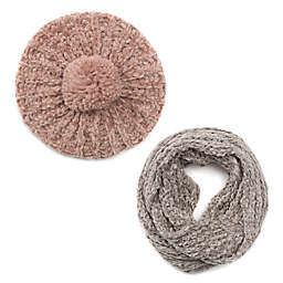 Chenille Rib Berets and Scarves
