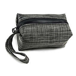 Design Imports Cosmetic Pouch in Black