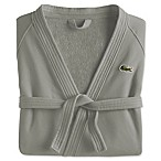 Lacoste® Break Point One Size Robe in Grey