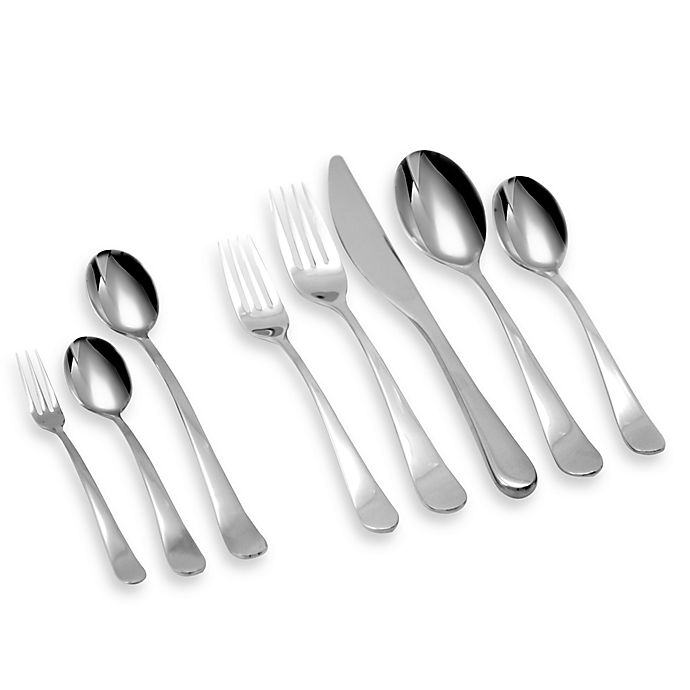 Alternate image 1 for Gourmet Settings Windermere Flatware Collection