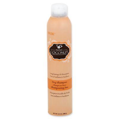 Hask® Monoi Coconut Oil 6.5 oz. Dry Shampoo | Bed Bath