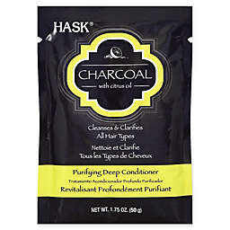 Hask® 1.75 oz. Charcoal Purifying Deep Conditioner with Citrus Oil Pack