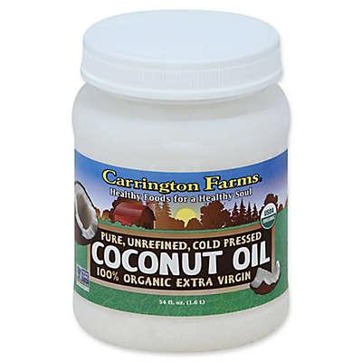 Carrington Farms® 54 fl. oz. Coconut Oil