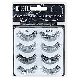Ardell® Glamour Black Multipack Eye Lashes 105