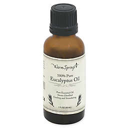 Warm Springs 1 fl. oz. 100% Pure Eucalyptus Oil