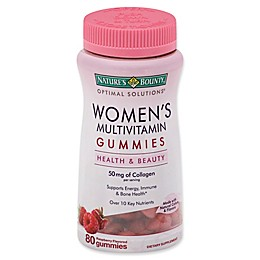 Nature's Bounty® 80-Count Women's Multivitamin Gummies